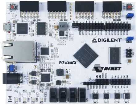 Arty Artix-7 FPGA Development Board