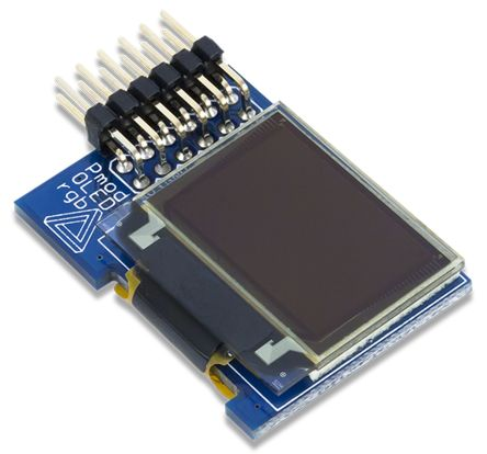 PmodOLEDrgb 96 x 64 RGB OLED display