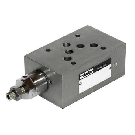 Parker CETOP Mounting Hydraulic Pressure Reducing Valve, ZDR-BR02-5-S0-D2, 0  350bar