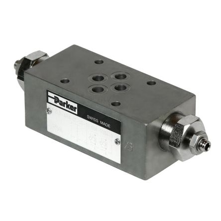 Double CETOP Mounting Hydraulic Check Valve ZRD-ABA02-S0-D1 product photo