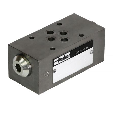 Double CETOP Mounting Hydraulic Check Valve ZRE-AB01-D1 product photo
