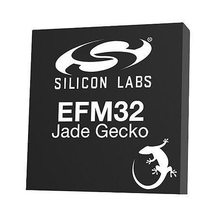 Silicon Labs EFM32JG12B500F1024GM48-B Microcontroller