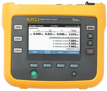 Fluke 1734/INTL Energy Monitor & Logger