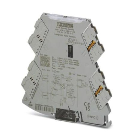 Phoenix Contact Signal Duplicator Signal Conditioner, ATEX, 0 → 12 V, 0 → 24 mA Input