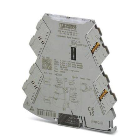Phoenix Contact MINI MCR, Signal Duplicator Signal Conditioner, ATEX, 0 → 12 V, 0 → 24 mA Input