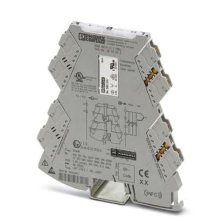 Phoenix Contact Limit Value Switch Signal Conditioner, ATEX, 0 → 4000 Ω Input