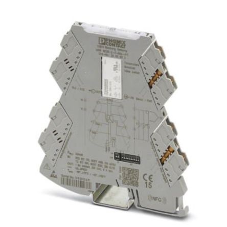 Phoenix Contact Limit Value Switch Signal Conditioner, ATEX, 0 → 4000 Ω Input