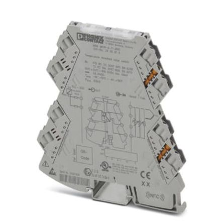 Phoenix Contact ATEX, MINI MCR-2-T-2RO, Relay Output, Signal Conditioner