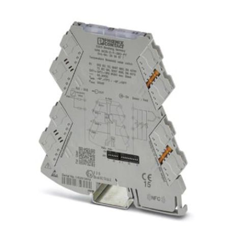 Phoenix Contact Limit Value Switch Signal Conditioner, ATEX, 0 → 4000 Ω Input, 70 mA, 100 mA Output