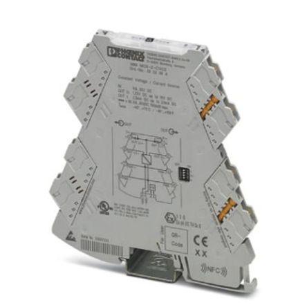 Phoenix Contact MINI MCR, Constant Voltage/Current Source Signal Conditioner, ATEX, 9.6 → 30 V dc Input