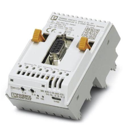Phoenix Contact Mini Analogue Pro Modbus/RTU Communication Gateway Signal Conditioner, 4 → 20 mA Input