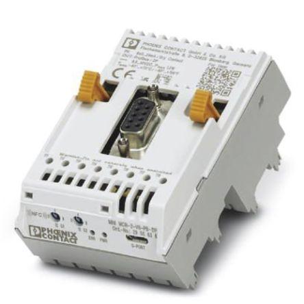 Phoenix Contact Mini Analogue Pro Profibus DP Communication Gateway Signal Conditioner, 4 → 20 mA Input