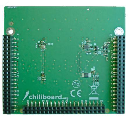 Grinn GEB.SEN.01.01, Sensor Sandwich Barometric Pressure Sensor, Inertial Sensor, Temperature & RH Sensor Add On Board