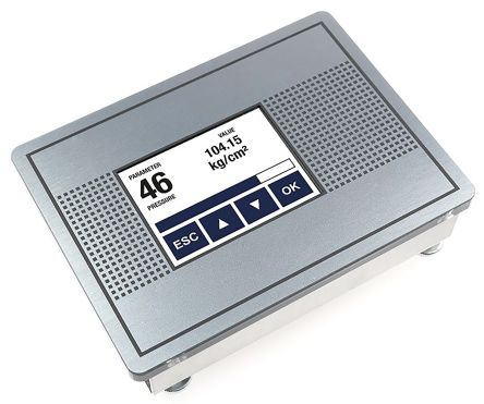 BARTH DMA-20 Series CAN Touch Touch Screen HMI - 2.4 in, TFT Display, 320 x 240pixels