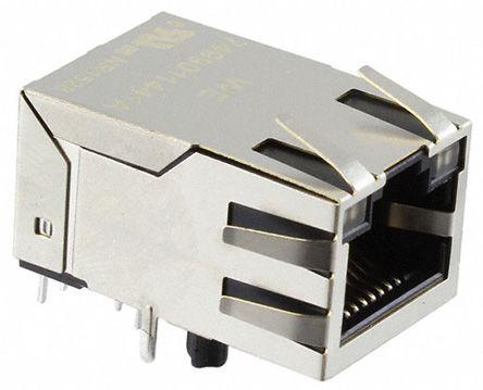 PCB Lan Ethernet Transformer, -40 → +85 °C