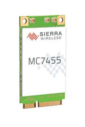 MC7455 LTE HSPA+ GPS Data Only Mini Card