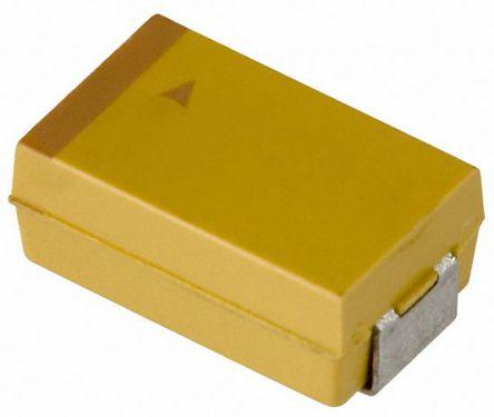 AVX 68μF 16V dc Tantalum Capacitor Electrolytic Solid TAJ Series