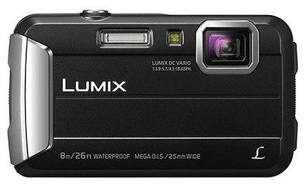 LUMIX DMC-FT30 Digital Camera product photo