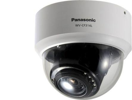 Panasonic Dome Camera, 400 (Vertical) Lines, 650 (Horizontal) Lines