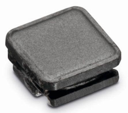 Wurth WE-LQS Series Type 4025 Shielded Wire-wound SMD Inductor 15 μH ±20%  Wire-Wound 1 45A Idc