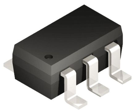 ON Semiconductor FAN6240M6X AC-DC Controller 200 kHz 6-Pin, SOT-23