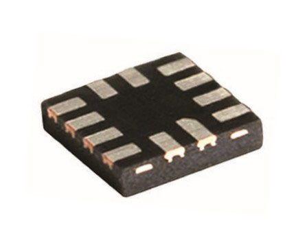ON Semiconductor FSA2275AUMX, Audio Switch IC DPDT, 3.3 V dc, 12-Pin UMLP