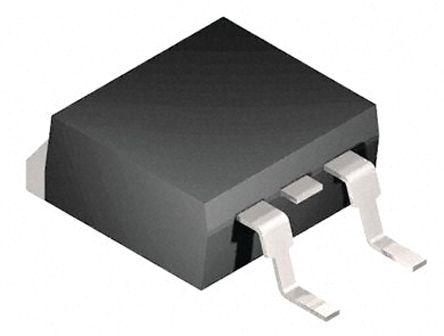 ON Semiconductor FGB40T65SPD_F085 IGBT, 40 A 650 V, 2+Tab-Pin D2PAK (TO-263)