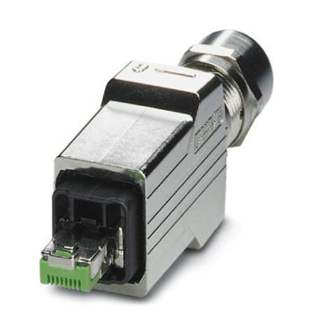Phoenix Contact Cat5 8C, 8P-Way Male RJ45 Connector