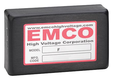 XP Power F10 DC to High Voltage DC Converter 0 → 12 V dc 10mA 1kV 10W