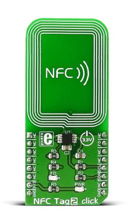 MikroElektronika NFC Tag 2 Click Near Field Communication