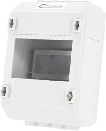 ABS Enclosure, IP40, 115 x 87 x 192mm