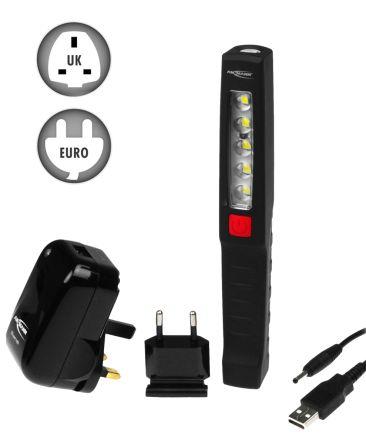 Ansmann Handheld Inspection Lamp 3.7 V, 240 V