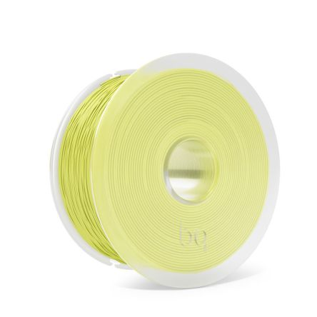 BQ 1.75mm Yellow PLA 3D Printer Filament, 1kg