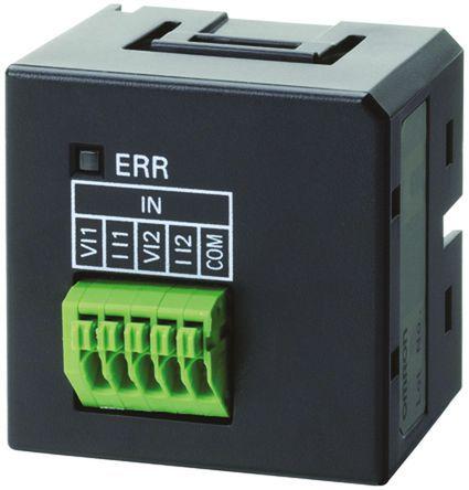 Omron Communication Module Input 1 Input, 0 → 10 V 35.9 x 28.2 x 35.9 mm