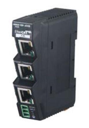 3-port EtherCAT Junction module, 24 VDC