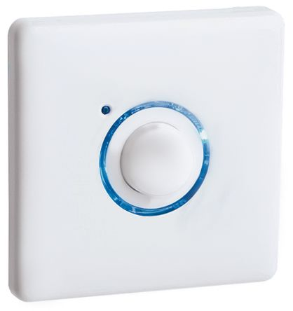 PIR Button Timer White 3 core Slave