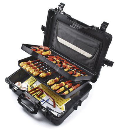 RS Pro 29 Piece VDE/1000 V Electricians Tool Kit