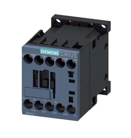 Contattore Ausiliario 10A 690V 4 NO Bobina 24V Siemens 3RH2140-1HB40