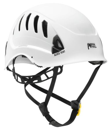 ALVEO VENT White ABS Short Peaked Vented Helmet & Hard Hat product photo