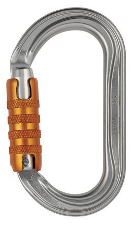Petzl M33A TL Triact Lock Carabiner Aluminium
