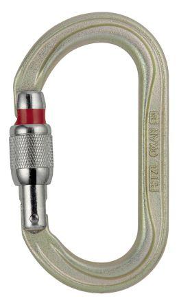 Petzl M72A SL Screw Lock Carabiner Steel