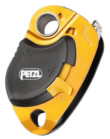 Petzl P51A Progress Capture Pulley Aluminium, Nylon, Stainless Steel