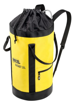 Petzl S41AY 035 Polyester, Polyurethane Yellow Safety Equipment Bag