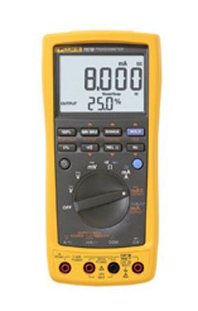 Fluke 787B Handheld Digital Multimeter with UKAS calibration , 1A ac 1000V ac 1A dc 1000V dc