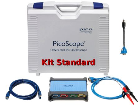 Differential Oscilloscope Kit product photo