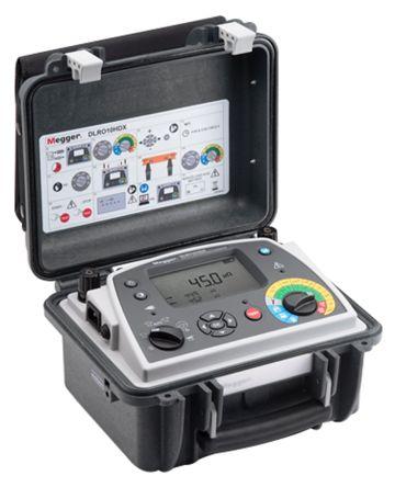 Model 1009-845 Ohmmeter, Maximum Resistance Measurement 2.5 kO, Resistance Measurement Resolution 10µO product photo
