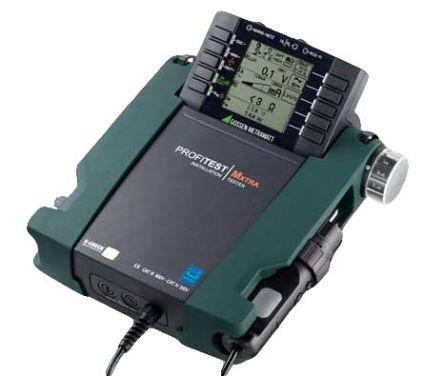 Gossen Metrawatt M520P Electrical Tester
