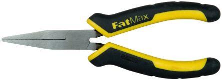 150 mm Chrome Vanadium Steel Flat Nose Pliers product photo