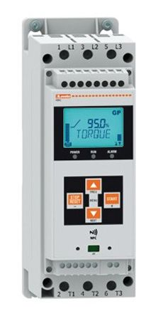 Lovato 30 A Soft Starter ADXL Series, IP00, 15 kW, 100 → 240 V ac
