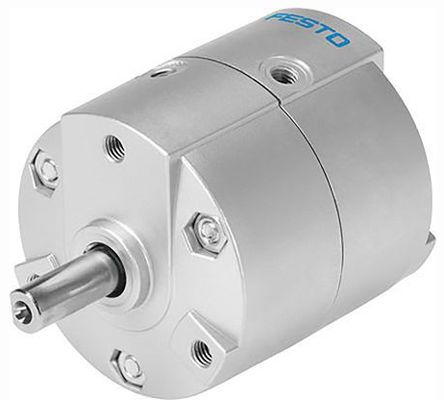 Festo Double Acting Rotary Actuator, 180° Swivel,, G 1/8 Port